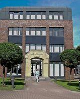 Montblanc Unternehmenssitz Bild: aus der deutschsprachigen Wikipedia. Lizenziert unter CC BY-SA 3.0 über Wikimedia Commons