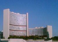 IAEO-Hauptquartier in Wien, Österreich. Bild: wikipedia.org
