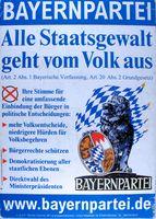 Bayernpartei, Archivbild