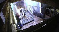 Videoscreenshot aus dem Jahr 2018 aus dem Schlachthof Temme Bad Iburg.  Bild:     SOKO Tierschutz e.V.