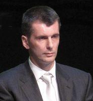 Michail Prochorow Bild: Андрей Романенко / de.wikipedia.org