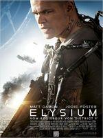"Kinoplakat von ""Elysium"""