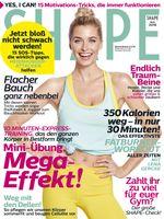 "Shape Cover Mai / Bild: ""obs/Bauer Media Group, Shape"""