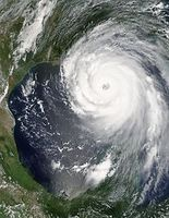 Hurrikan Katrina Bild: NASA
