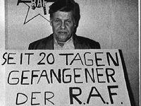 Geschichtsrevisionismus: Linke wollen Erinnerung an RAF-Mordopfer auslöschen