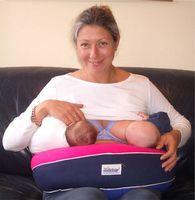 Stillende Mutter: Milch ist heiß begehrt.  Bild: flickr.com/Mothering Touch
