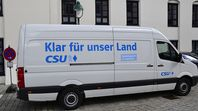 Werbung für die CSU
