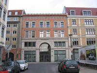Bundespresseamt: Das Gebäude in der Dorotheenstraße 84 in Berlin-Mitte