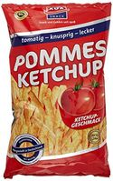 XOX Pommes Snack Ketchup 125g
