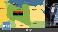 Dr. Daniele Ganser: Der illegale Krieg gegen Libyen 2011