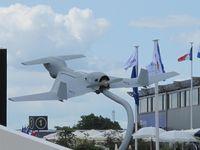 Die Kampfdrohne IAI Harop bildet zusammen mit dem KZO eine Angriffswaffe