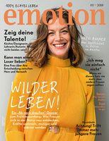 Titelbild zu Ausgabe 05/2018