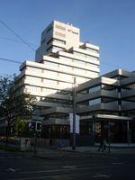 Zentrale der WestLB in Düsseldorf