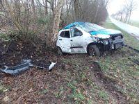 Bild: Polizei (Unfall am 13.02.2020 in Wanna)
