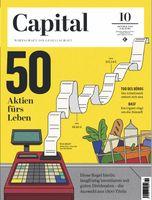 """Capital 10_20_Titel /  Bild: """"obs/Capital, G+J Wirtschaftsmedien"""""""