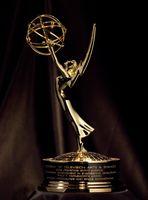 Der Emmy Award, vereinfacht Emmy, ist der bedeutendste Fernsehpreis der Vereinigten Staaten und ist – neben dem Academy Award für Film, dem Tony Award für Theater und dem Grammy Award für Musik – einer der vier großen Awards der US-amerikanischen Unterhaltungsindustrie.