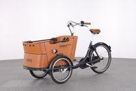 Lastenrad zweispurig