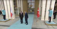 Babiš und Erdogan (2019)