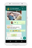 """""""WhatsApp"""": mit Zwei-Faktor-Authentifizierung sicherer. Bild: whatsapp.com"""