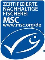 MSC-Logo Grafik: Marine Stewardship Council