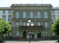 Hauptgebäude der JLU