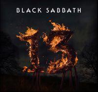 """Cover """"13"""" von Black Sabbath"""