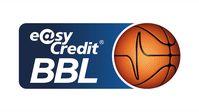 easyCredit Basketball Bundesliga Logo