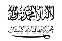 Flagge von Tehrik-i-Taliban