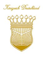 """Wappen vom """"Königreich Deutschland"""""""