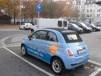 Carsharing: Deutsche nutzen Angebote stark. Bild: carsharing.de/Dirk Hillbrecht