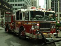 Fahrzeug vom New York City Fire Department