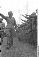 """Waffen-SS-Division """"Das Reich"""", Sowjetunion 1942"""