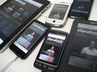 Android-Geräte: haben oft alte Lücken. Bild: flickr.com, Jeremy Keith