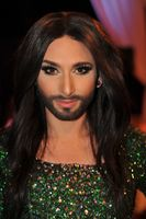 Tom Neuwirth als Conchita Wurst (2014), Archivbild
