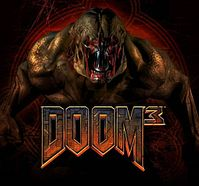 """Doom 3: """"id Tech 4""""-Engine setzte Maßstäbe. Bild: doom3.com"""