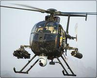 """""""Unmanned Little Bird"""": benötigt keinen Piloten mehr. Bild: boeing.com"""