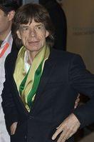 Mick Jagger anlässlich der Premiere von Shine a Light auf der Berlinale (2008)