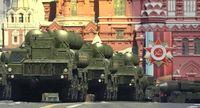 Russisches Miltär beim Tag des Sieges in Moskau (Symbolbild)