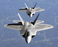 United States Air Force (USAF) : F-22 Raptor