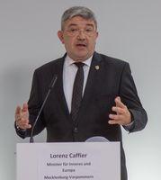 Lorenz Caffier (2018)