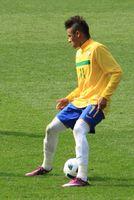 Neymar im Trikot der Nationalmannschaft (2011)