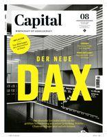 Capital Ausgabe 8/2021 /  Bild: Capital, G+J Wirtschaftsmedien Fotograf: Capital, G+J Wirtschaftsmedien