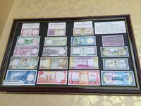 Geldscheine Saudi-Arabiens