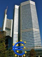 Sitz der Europäischen Zentralbank in Frankfurt am Main Bild: ArcCan / de.wikipedia.org