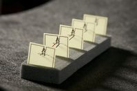 Metamaterial: Dieses Instrument erzeugt 7,3 Volt. Bild: pratt.duke.edu