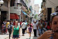 La Habana Vieja auf Kuba (2016)