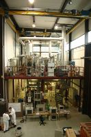 Das im Forschungszentrum Karlsruhe entwickelte Haloclean-Verfahren beruht auf einer zweistufigen Pyrolyse und anschließender Rückgewinnung von Wertstoffen.