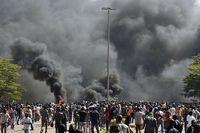 Protest in Burkina Faso Bild:  The Speaker, on Flickr CC BY-SA 2.0