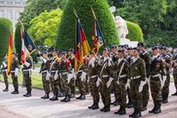 EU Armee: Eurokorps Wachablösung (Symbolbild)