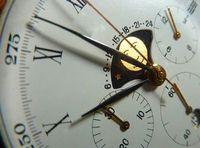 Uhr: Social Media frisst wichtige Arbeitsminuten. Bild: pixelio.de, Lupo